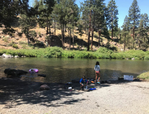 Where to cool off in the Summer! Bend, Oregon